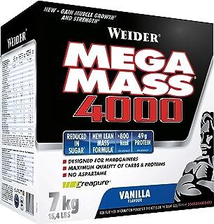 Weider Mega Mass 4000 Vainilla - 7000 gr