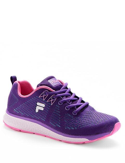 Fila - Zapatillas para Mujer Morado Morado, Color, Talla 39 EU: Amazon.es: Zapatos y complementos