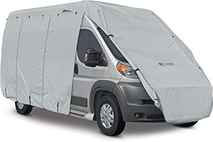 Up to 20L Classic Accessories SkyShield Class B RV Cover 117 Max H