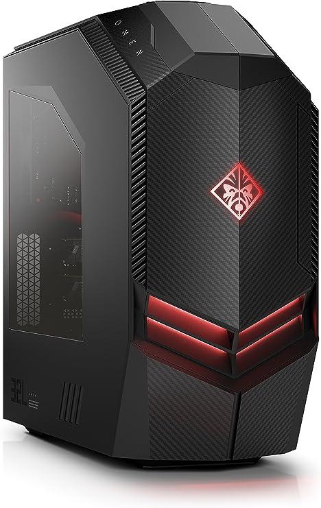 HP Omen 880-136ns - Ordenador de sobremesa (Intel Core i7-8700K ...