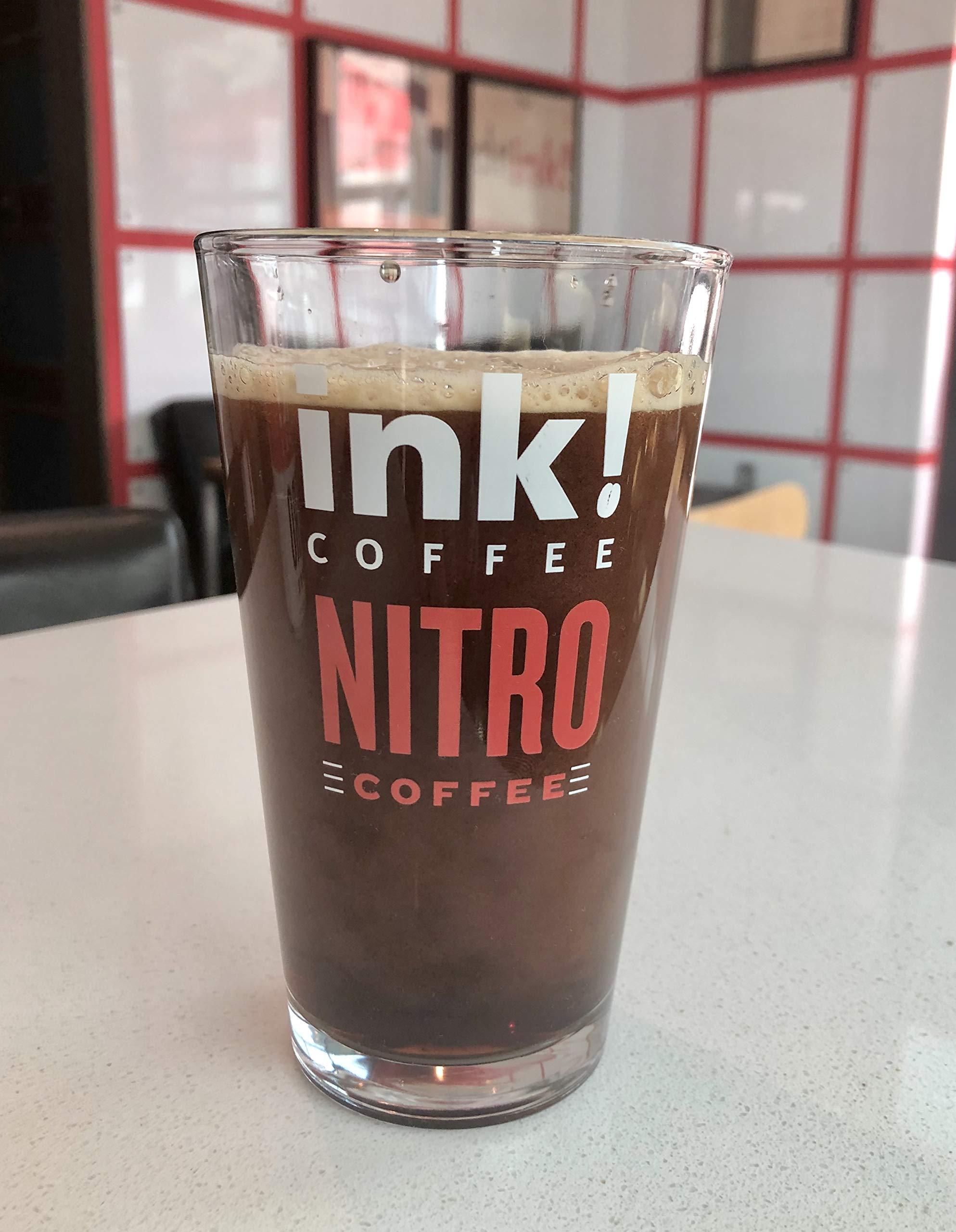 Nitro Coffee is Nature's Energy Drink! 230mg Caffeine, Zero Calories, Sugar Free, 8 x 12oz cans