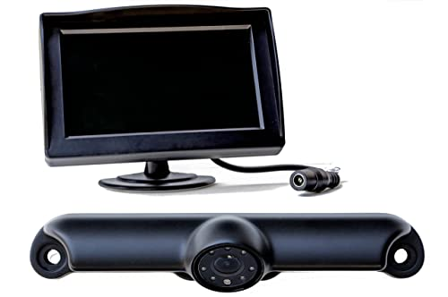 <br /> QuickVu Digital Wireless Backup Camera System