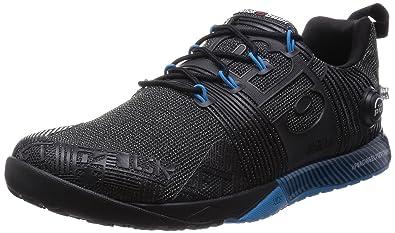 54830d0af87 Reebok Men s Indoor Court Shoes Multicolour Size  8 UK