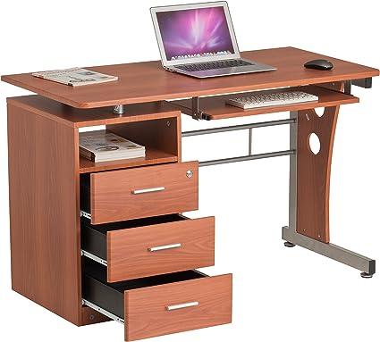 Computador escritorio con cajones Estación De Trabajo Oficina ...