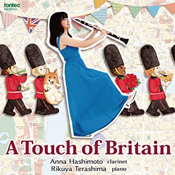 Amazon | A Touch of Britain | ...