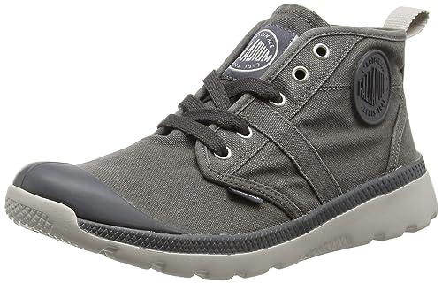 3cb4cbc5 Palladium Pallaville Hi Cvs - Botines Hombre, Gris - gris (gris), EU 43:  Amazon.es: Zapatos y complementos