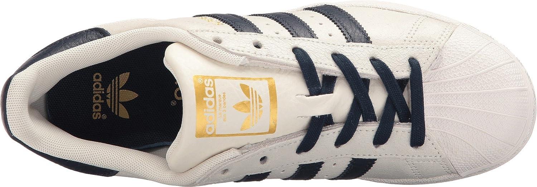 quality design 59778 8ac66 Adidas Superstar J, Scarpe da Ginnastica Ragazzo B0728B2PRR 6 6 6 M US Big  Kid bianca Navy ...