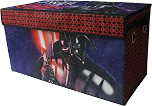 Disney Star Wars Dark Side Storage Trunk Chest