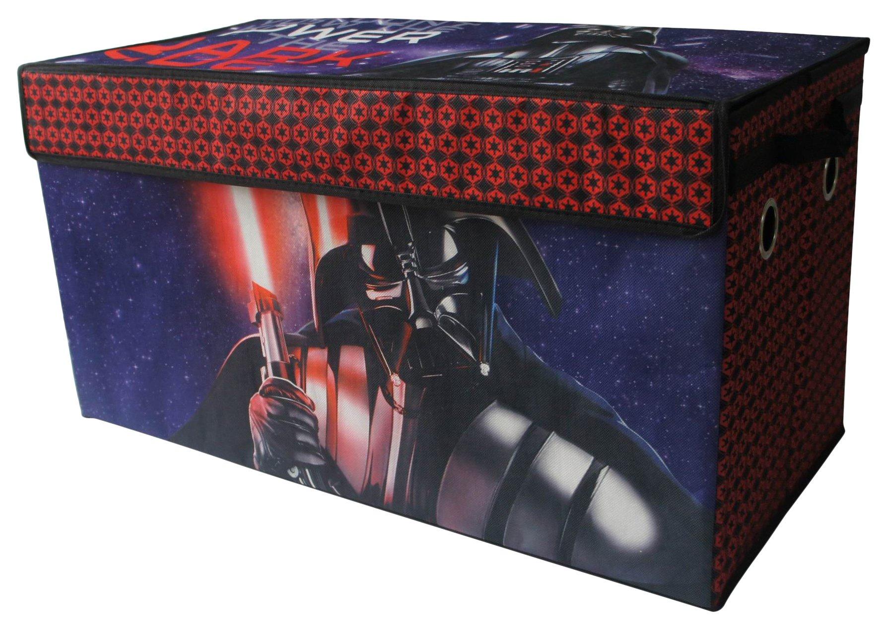 Disney Star Wars Dark Side Storage Trunk Chest by Disney