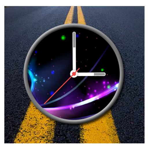 Amazon.com: Animated Analog Clock Live Wallpaper: Appstore ...