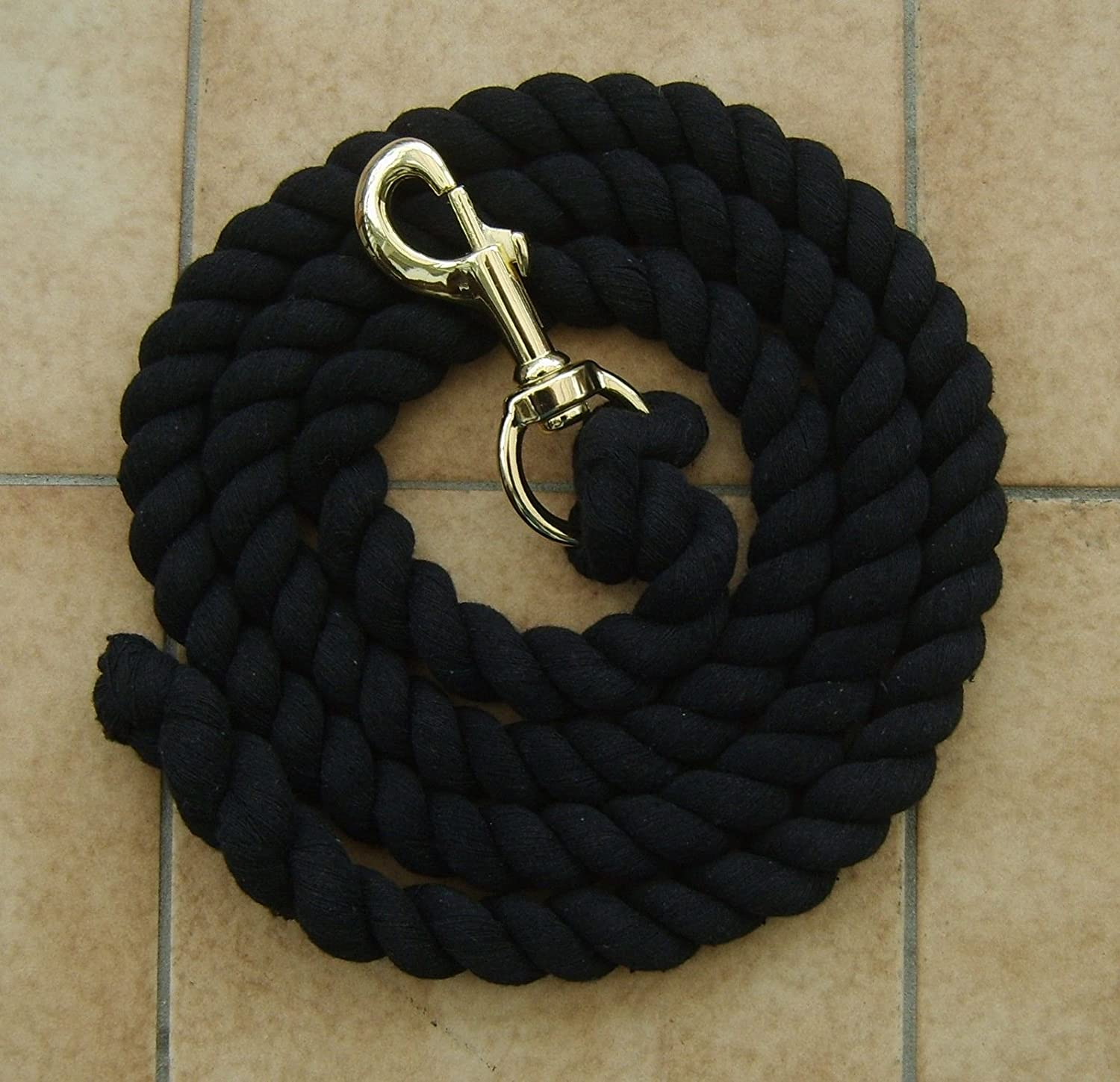 Generic DYHP-A10-CODE-5902-CLASS-1-- for horse or dogs 2 METRES SOFT or hors HEAVY DUTY LEAD LEAD ROPE EAVY DU-DYHP-UK10-160918-11