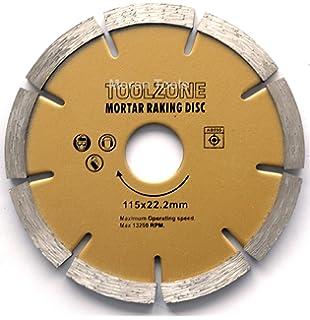 5 x Naylorflex 4.5 inch Angle Grinder Flat Metal Cutting Disc 115 x 3.2 x 22mm