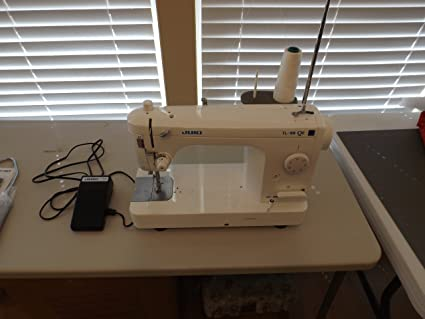 Amazon Juki TL40QE Longarm Sewing Quilting Machine Awesome Sewing Machine For Sunbrella Fabric