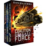 Coalition Defense Force: First to Fight (An Epic Military Science Fiction Box Set)