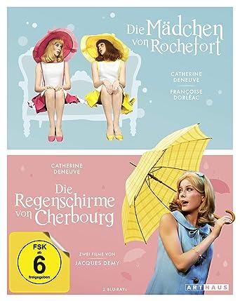Die Regenschirme von Cherbourg & Die Mädchen von Rochefort  (OmU) [Blu-ray]