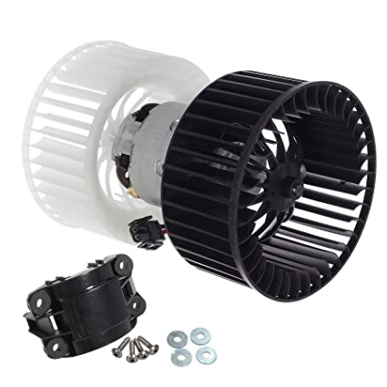 amazon com autex hvac blower motor assembly replacement for bmw