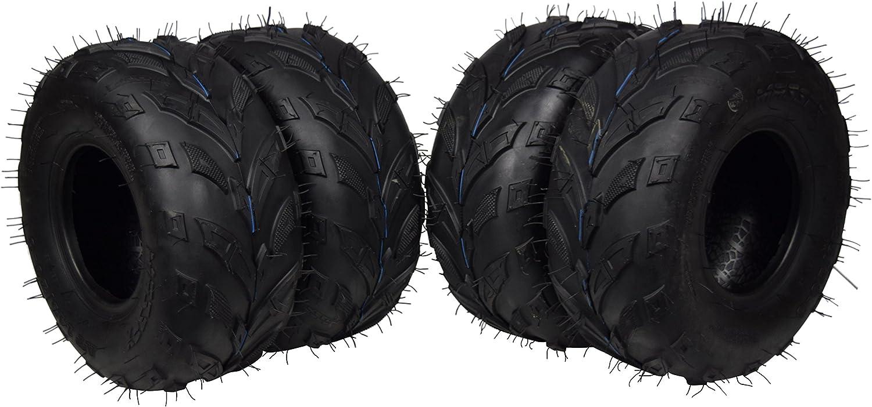 ATV Lawn Tires 145x70-6 145x70x6 New 145//70 MASSFX Go-Kart,mini bike