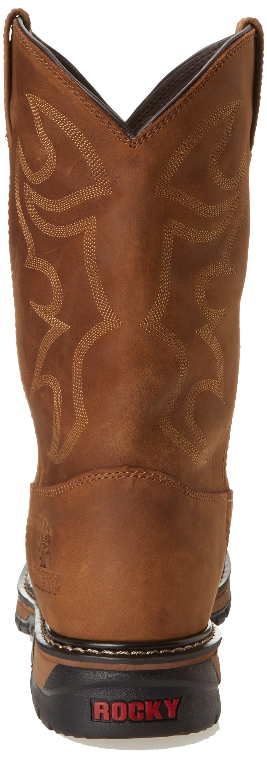 Rocky Men's FQ0002733 Boot, aztec crazy horse, 11 M US by Rocky (Image #2)