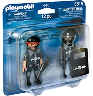 Verwonderend Playmobil 5186 City Action Special Police Unit: Amazon.co.uk: Toys WV-83