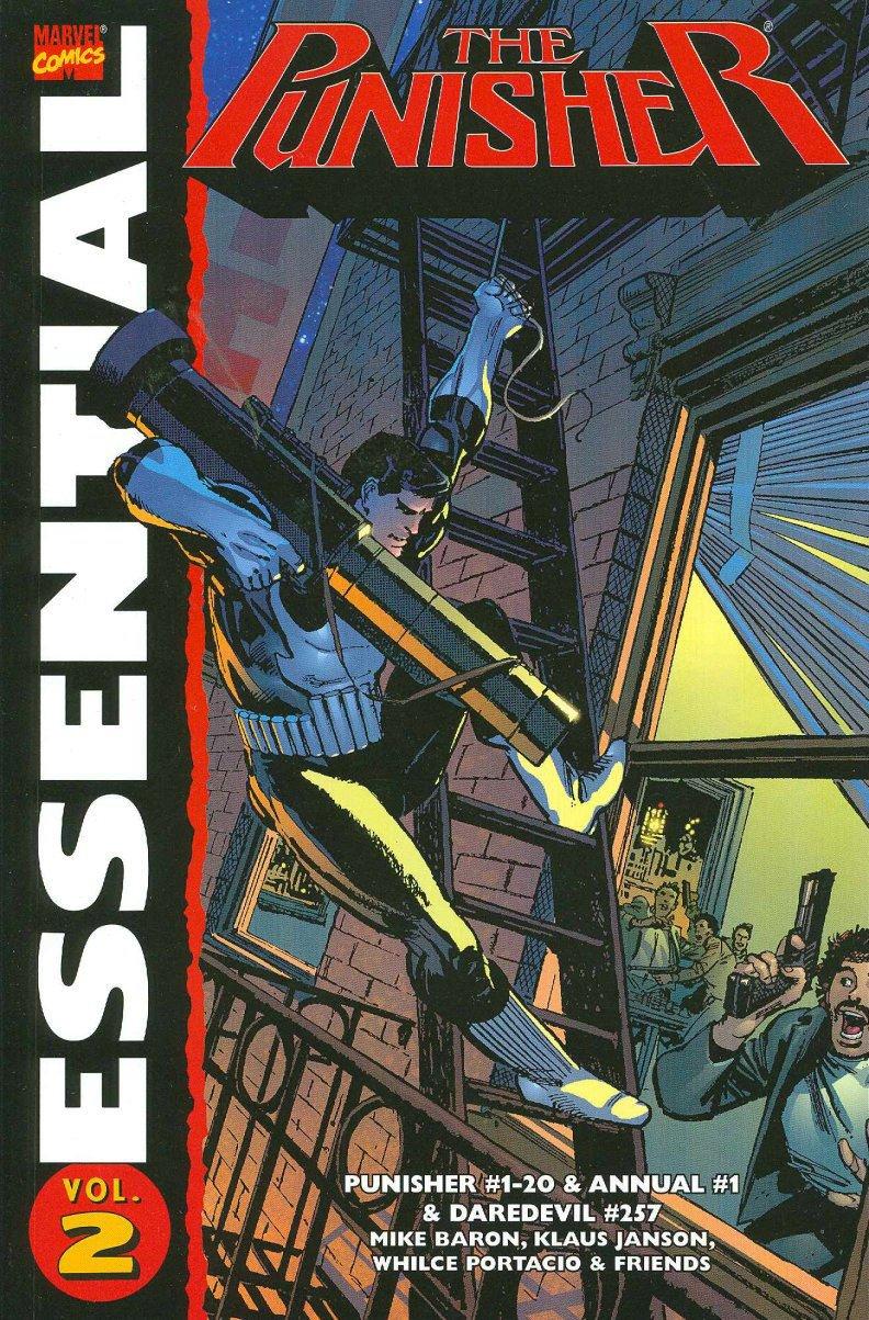 Download Essential Punisher, Vol. 2 (v. 2) PDF