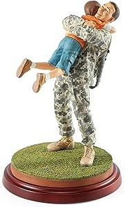 Lenox Thomas Blackshear Coming Home Collectible Figurine, Ivory