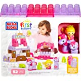 Mega Bloks First Builders Little Princess Pretty Pony Palace