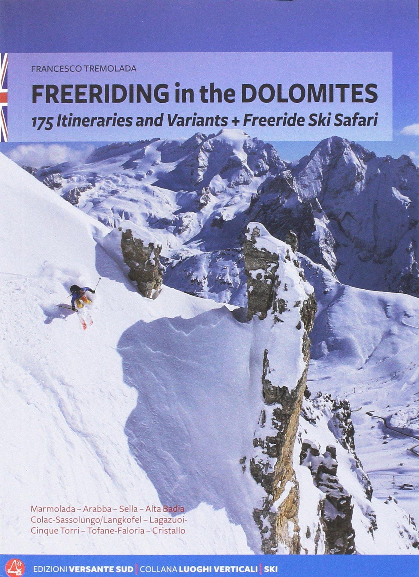 Freeride in the Dolomites