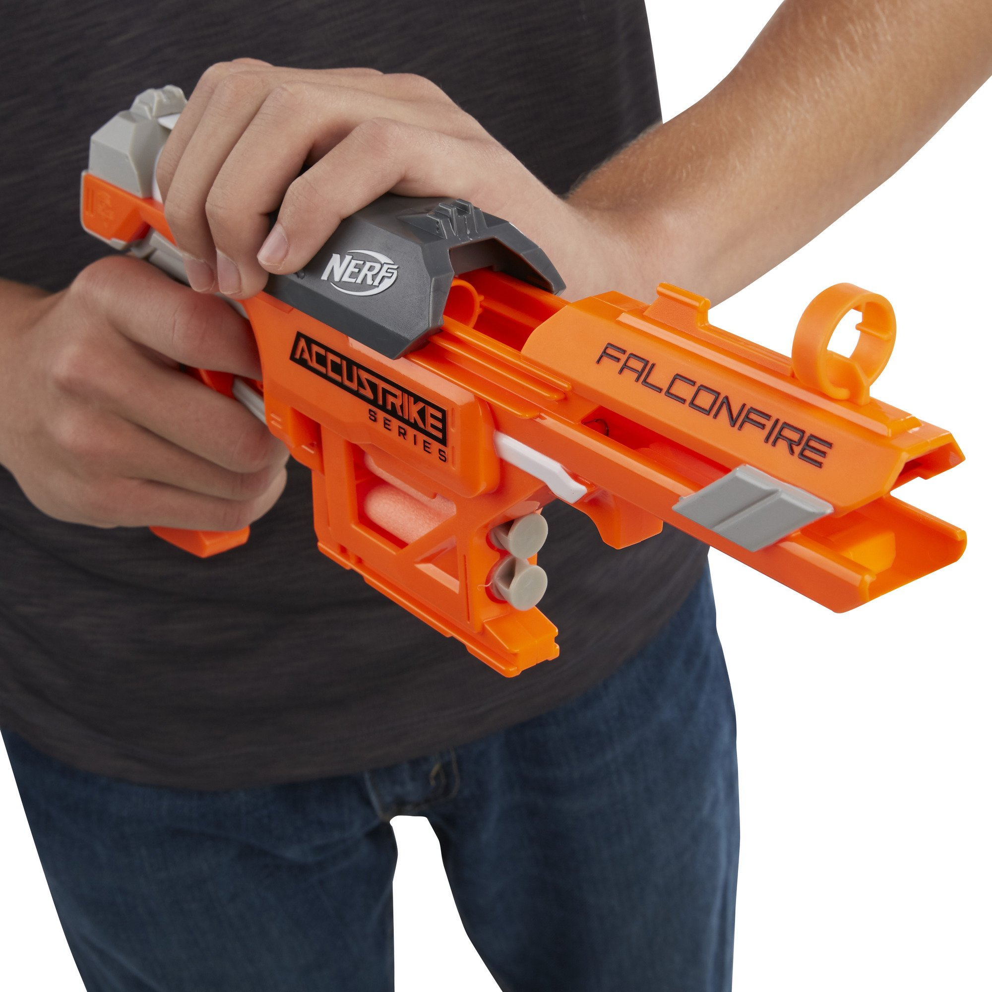 Nerf N-Strike Elite AccuStrike Series FalconFire by Nerf (Image #3)
