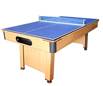 Minnesota Fats MFT200CT Fairfax Billiard Table With Table Tennis / Dining  Table Conversion Top
