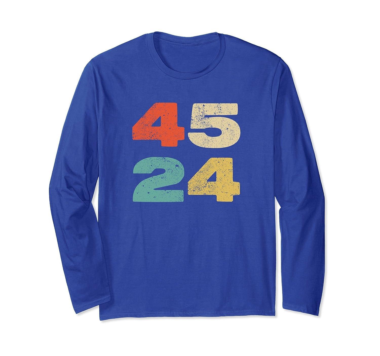 4524 Shirt - New Meme - Pro Trump Long Sleeve-ln