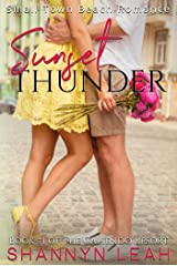 Sunset Thunder (The Caliendo Resort: : A Small-Town Beach Romance Book 1) Kindle Edition
