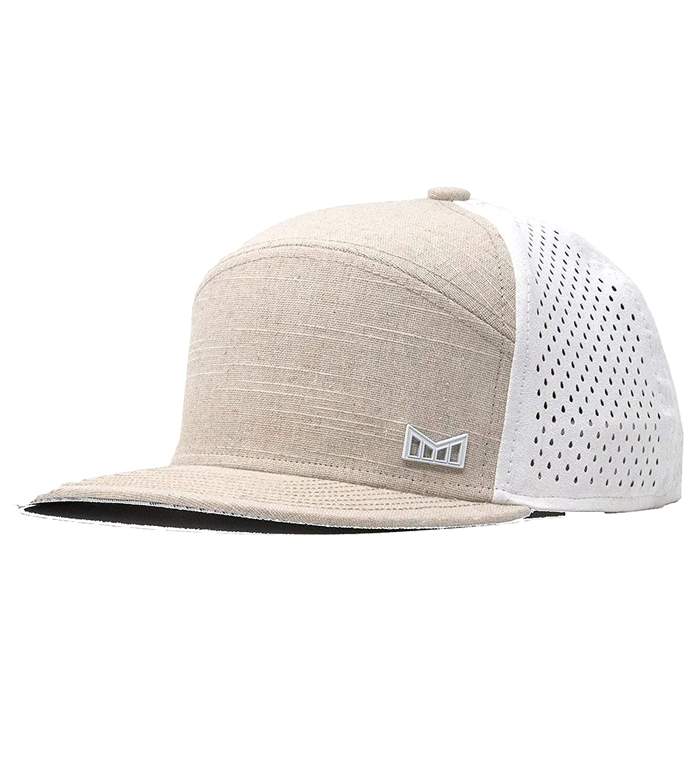 b919df6c ... authentic melin trenches khaki white hat at amazon mens clothing store  9bfa7 785db