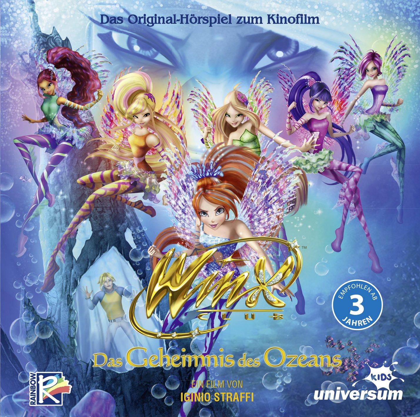 Winx Club - Das Geheimnis des Ozeans - Das Hörspiel zum Film - Winx ...