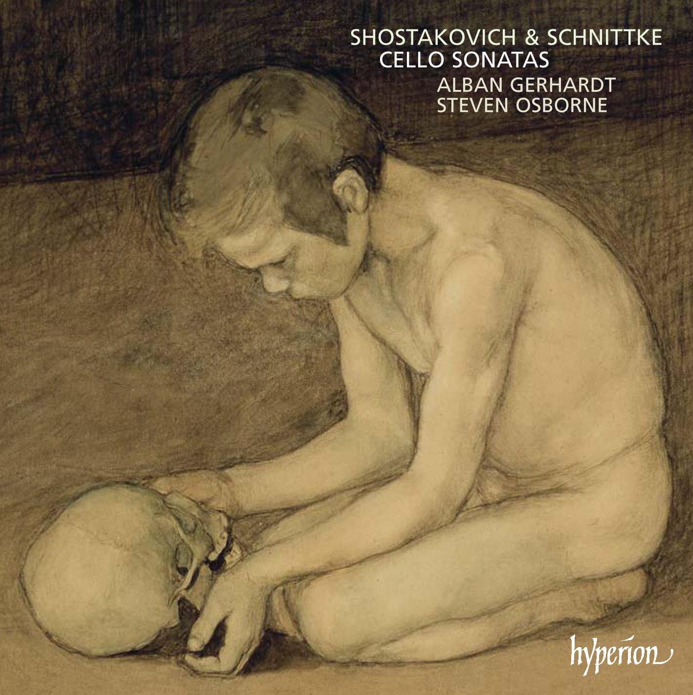 Shostakovich: Cello Sonata, Eight Pieces; Schnittke: Cello Sonata