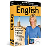 Learn English: Instant Immersion Family Edition Language Software Set  - 2016 Edition