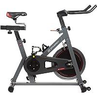 Zynergy Bicicleta Fija para Spinning con Rueda Volante de 11kg