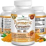 Extra Strength Turmeric Curcumin with BioPerine