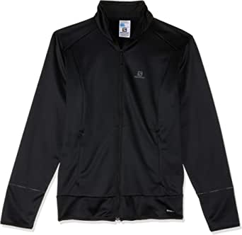 Salomon Discovery Full Zip Fleece Jacket