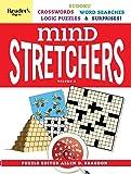 Reader's Digest Mind Stretchers Puzzle Book Vol.2: Number Puzzles, Crosswords, Word Searches, Logic Puzzles & Surprises