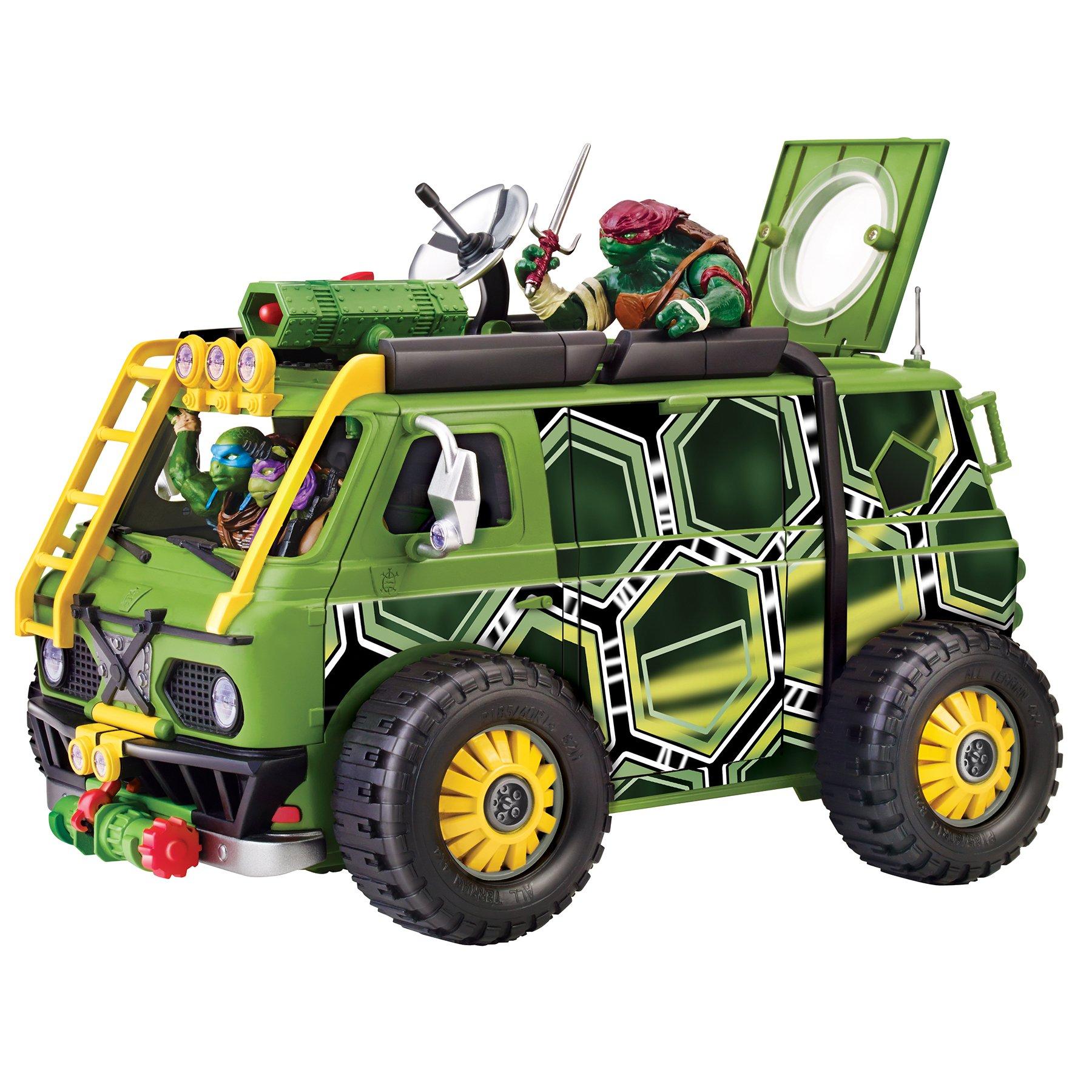 Teenage Mutant Ninja Turtles Movie Van by Nickelodeon (Image #1)