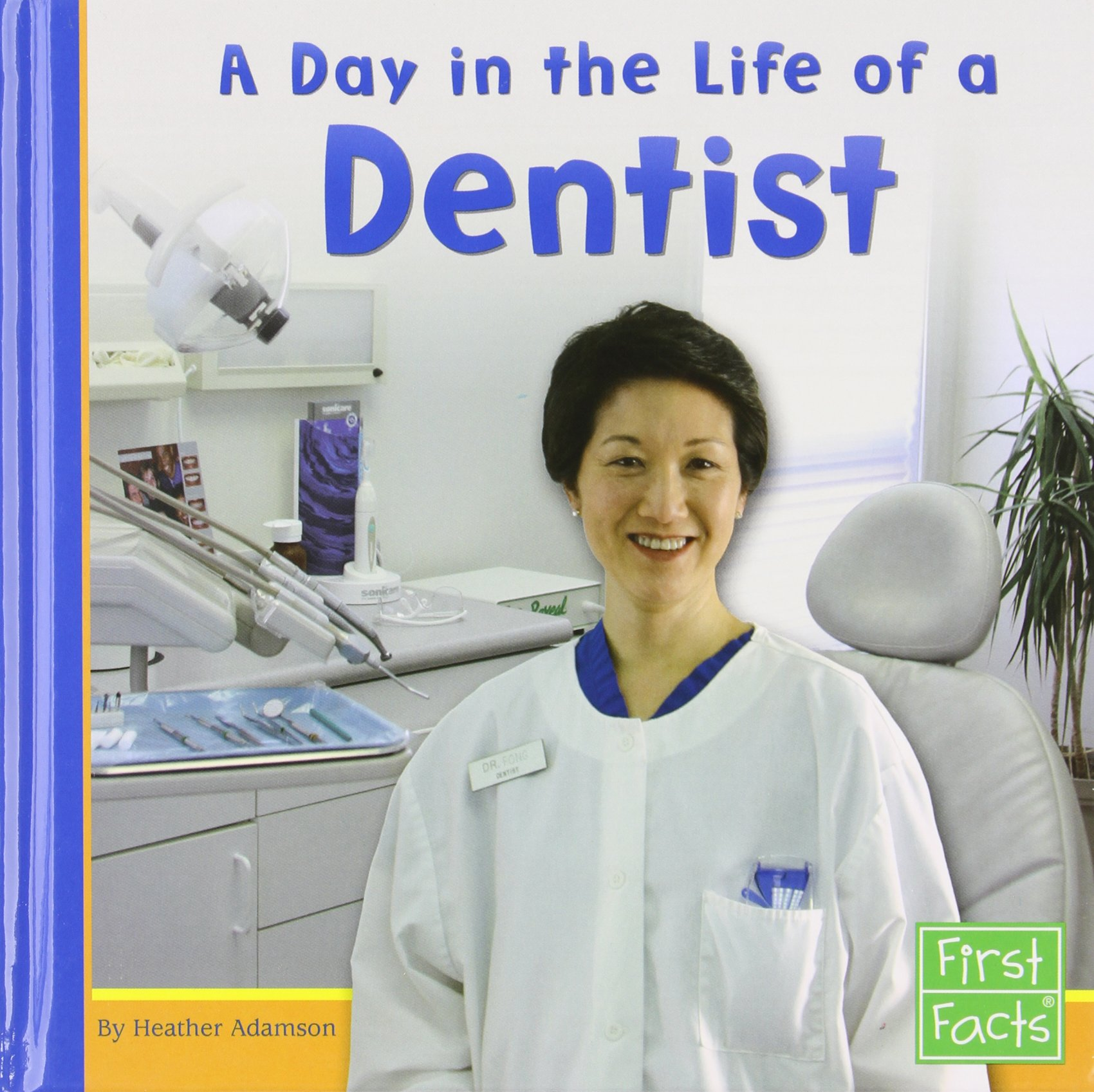 Read Online A Day in the Life of a Dentist (Community Helpers at Work) pdf