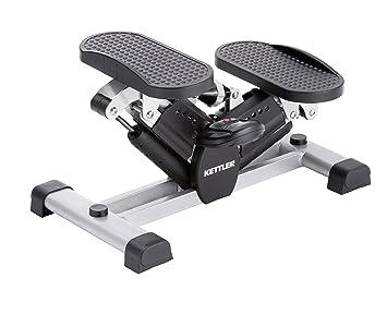 Kettler 07874-950 - Máquina de step, color negro y plateado: Amazon.es: Deportes y aire libre