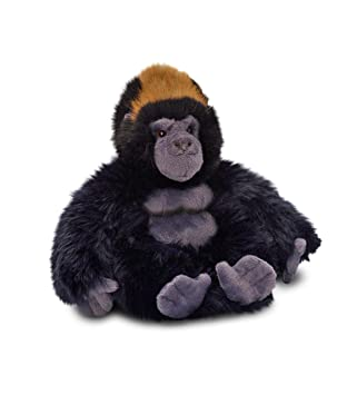 1fd321f217b7a Keel Toys 20 cm Gorilla  Amazon.co.uk  Toys   Games