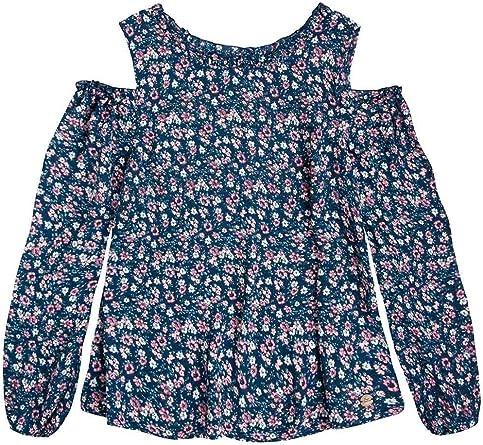 Pepe Jeans - THEA Teen - Blusa Estampado - NIÑA (10 AÑOS): Amazon.es: Ropa y accesorios