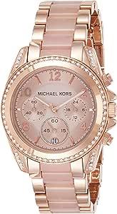 Michael Kors Casual Watch Analog Display Quartz For Women Mk5943