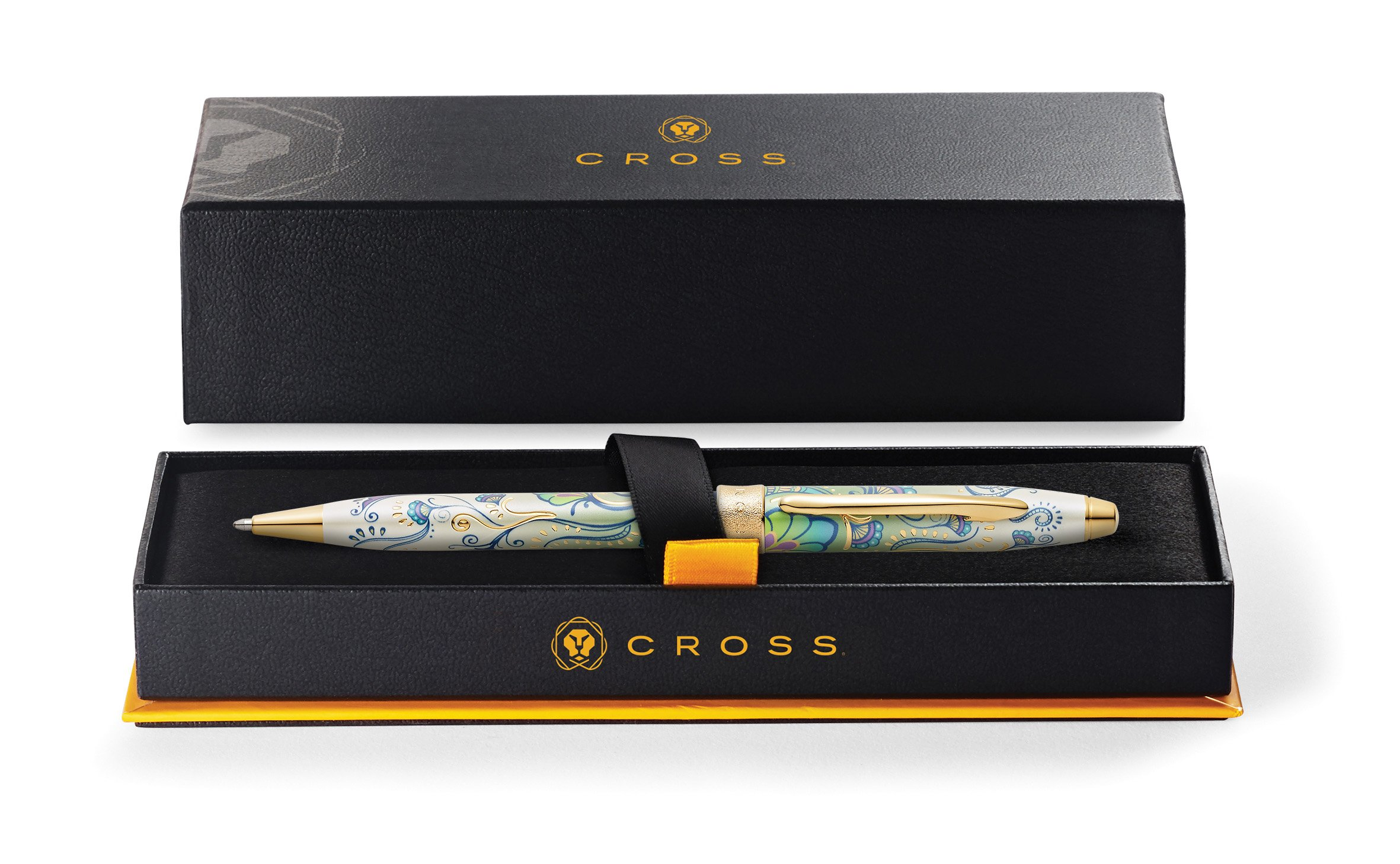Cross Botanica Green Daylily Ballpoint Pen by Cross (Image #4)
