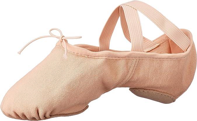 Zenith Materassi In Lattice.Amazon Com Bloch Dance Womens Zenith Stretch Canvas Ballet Slipper Shoe Ballet Dance