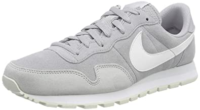 detailed pictures a0f34 fc0a5 Nike Air Pegasus 83 LTR, Sneakers Basses Homme, Multicolore (Wolf Grey Pure  Platinum