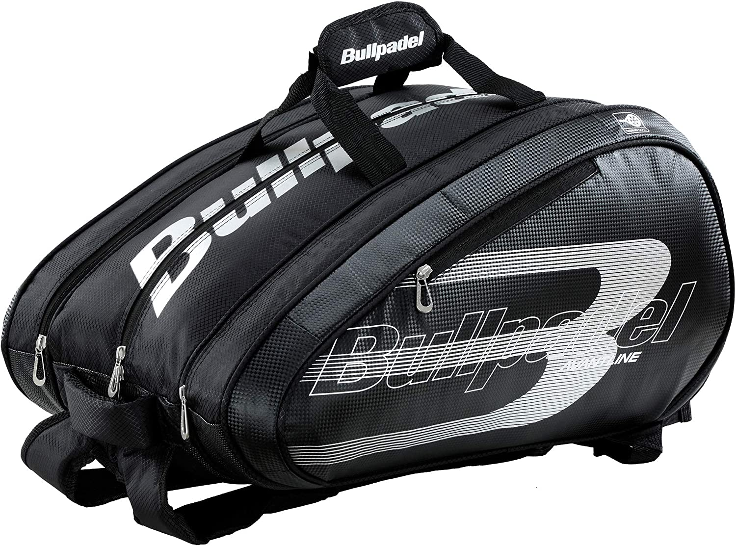 Paletero Bullpadel Avant S LTD Carbon Black: Amazon.es: Deportes y ...