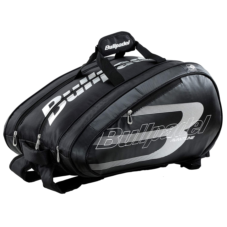 Paletero Bullpadel Avant S LTD Carbon Black: Amazon.es: Deportes y ...